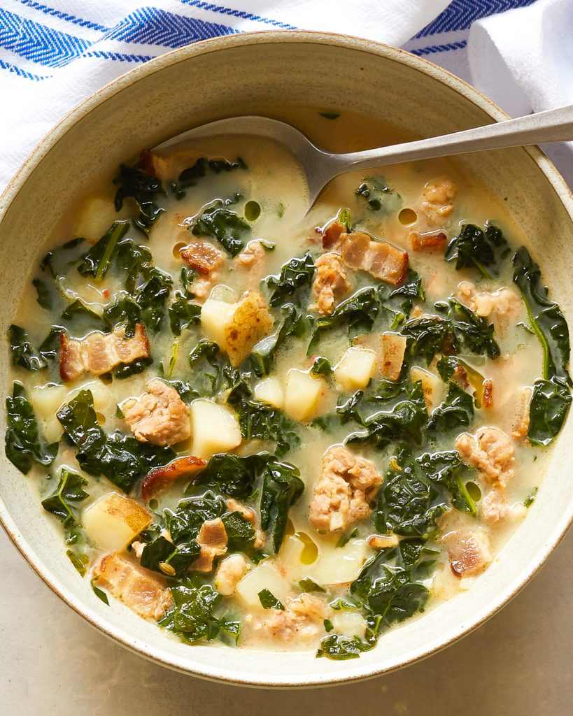 whole30 zuppa toscana paleo primal gourmet easy delicious soup recipe kale