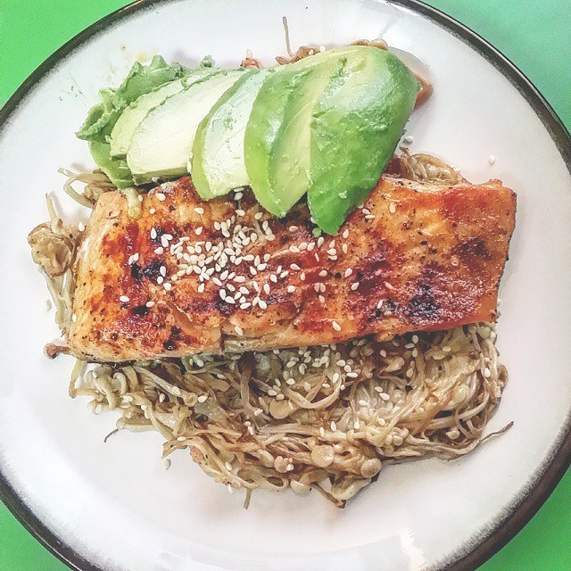 Quick & Easy Paleo Asian-Style Rainbow Trout