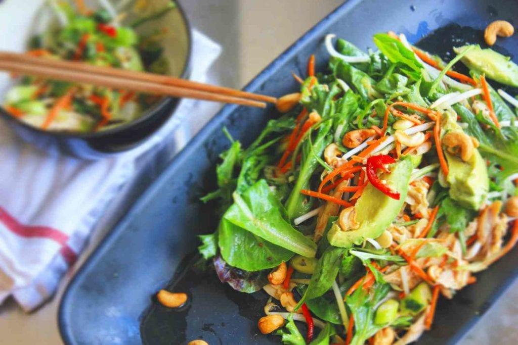 Paleo Asian Chicken Salad