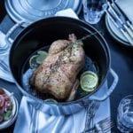 Lemon Thyme Garlic Paleo Primal Roast Chicken Recipe Thomas Keller Whole 30