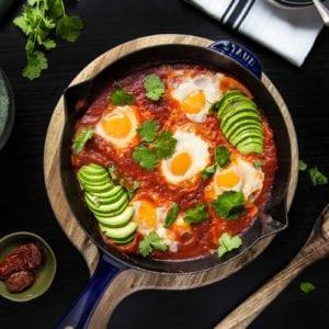 Paleo Recipe for Southwest Shakshuka Primal Gourmet Men's Fitness
