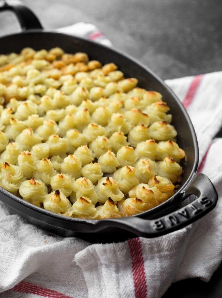 Sweet Potato Yam Shepherd's Pie Recipe Paleo Primal Gourmet Whole 30