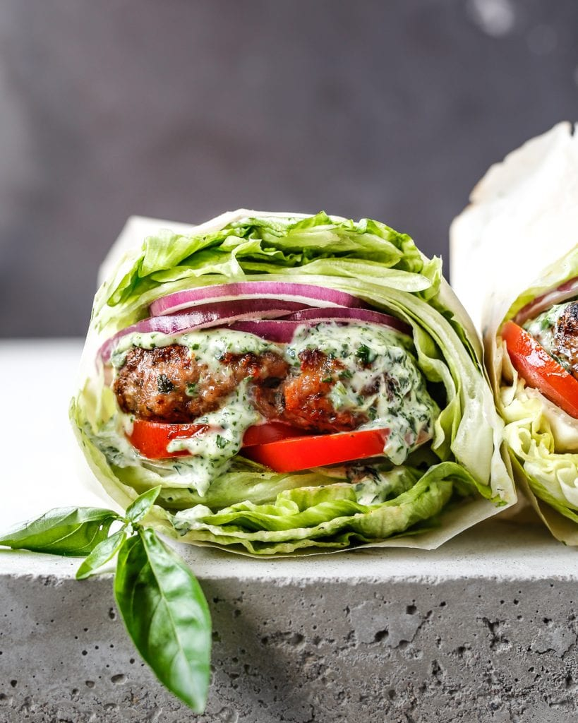 Whole30 Sun-Dried Tomato Chicken Burgers Paleo Primal Gourmet Healthy Summer BBQ Recipe Easy