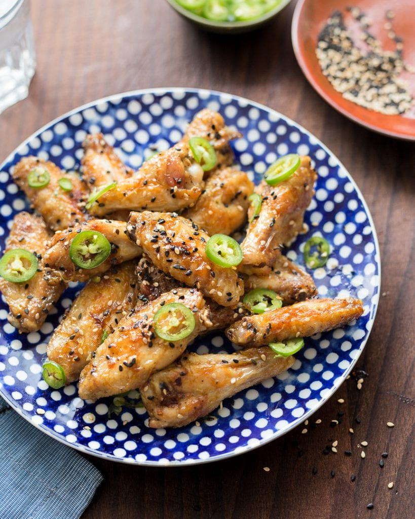 Asian Sticky Wings Whole30 Paleo Primal Gourmet Easy