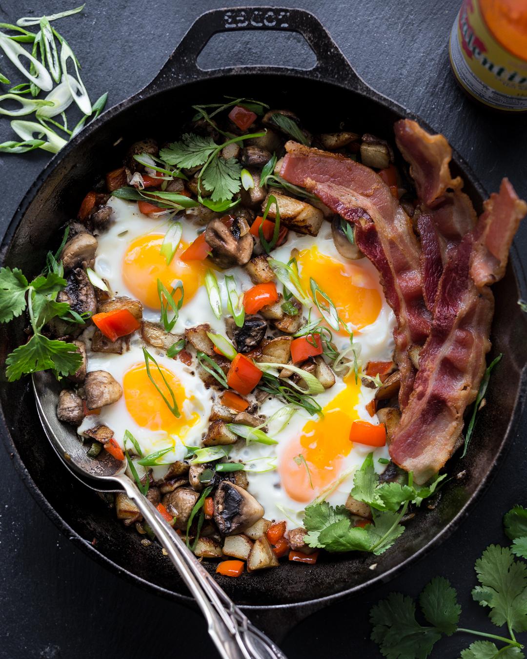 whole30 Western Hash Paleo Primal Gourmet Easy Breakfast