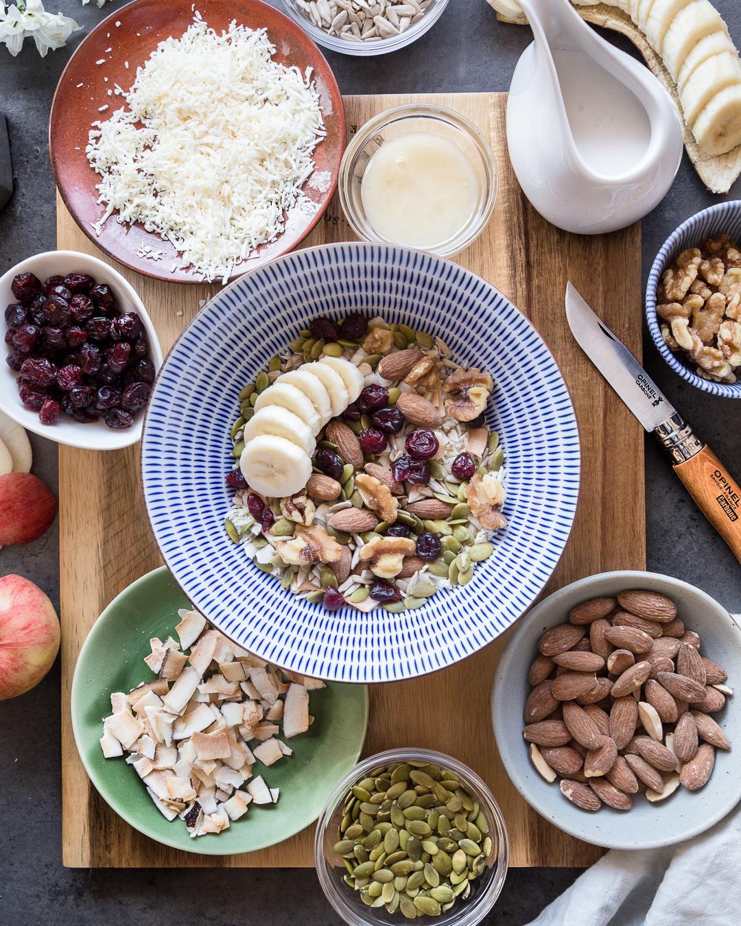 Paleo Granola Primal Gourmet Whole30 Easy Recipe