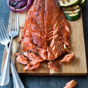 Asian Smoked Salmon Traeger Whole30 Paleo Recipe Easy