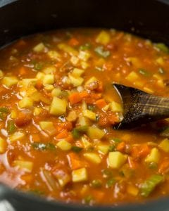 Manhattan Clam Chowder Whole30 Paleo Primal Gourmet