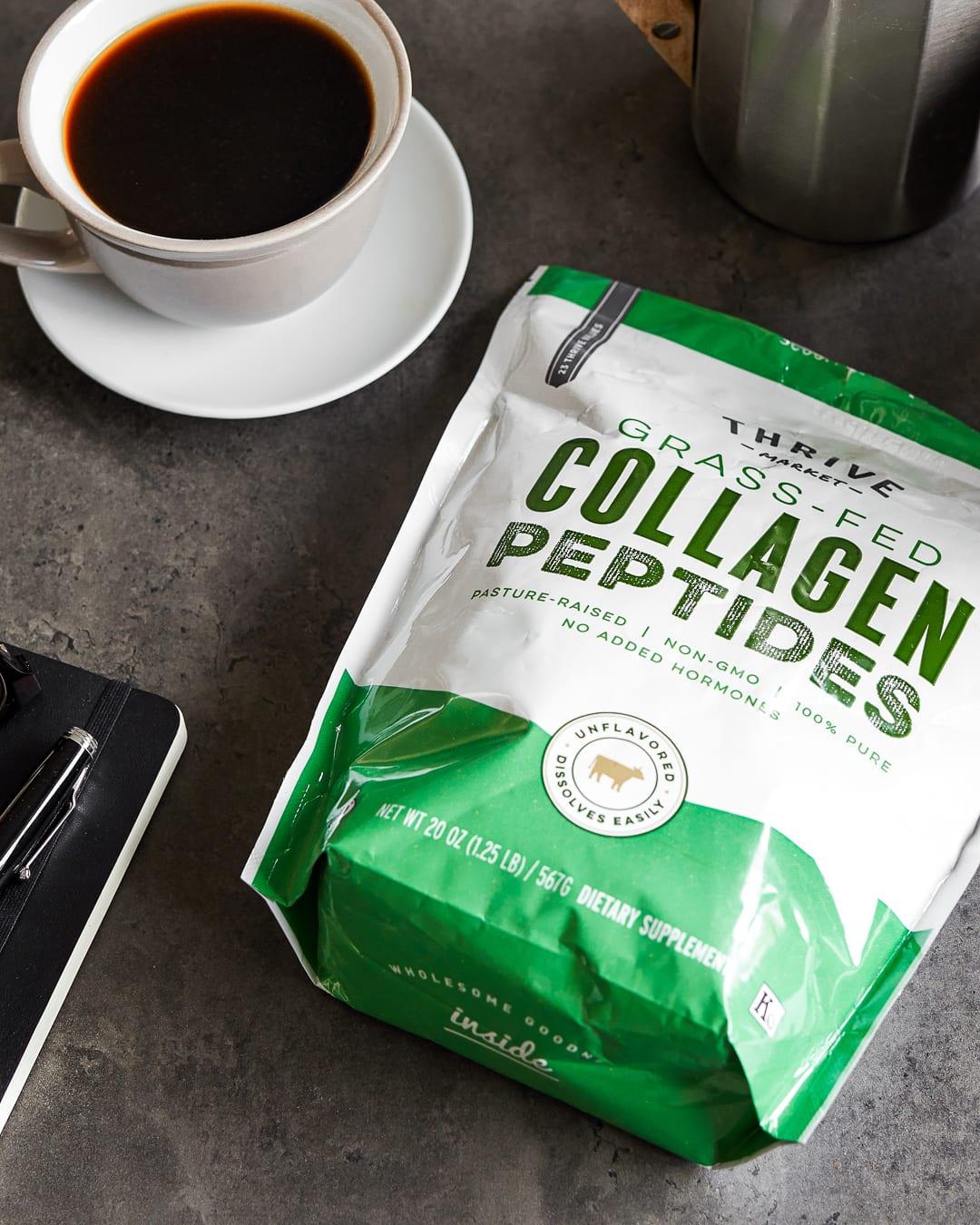 Thrive Market Collagen Peptides Grass Fed Primal Gourmet Paleo Whole30