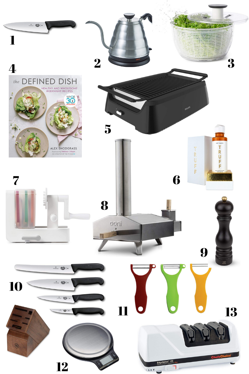 13 Gift Ideas for the Home Cook 2019 Gift Guide Paleo Whole30 Primal Gourmet