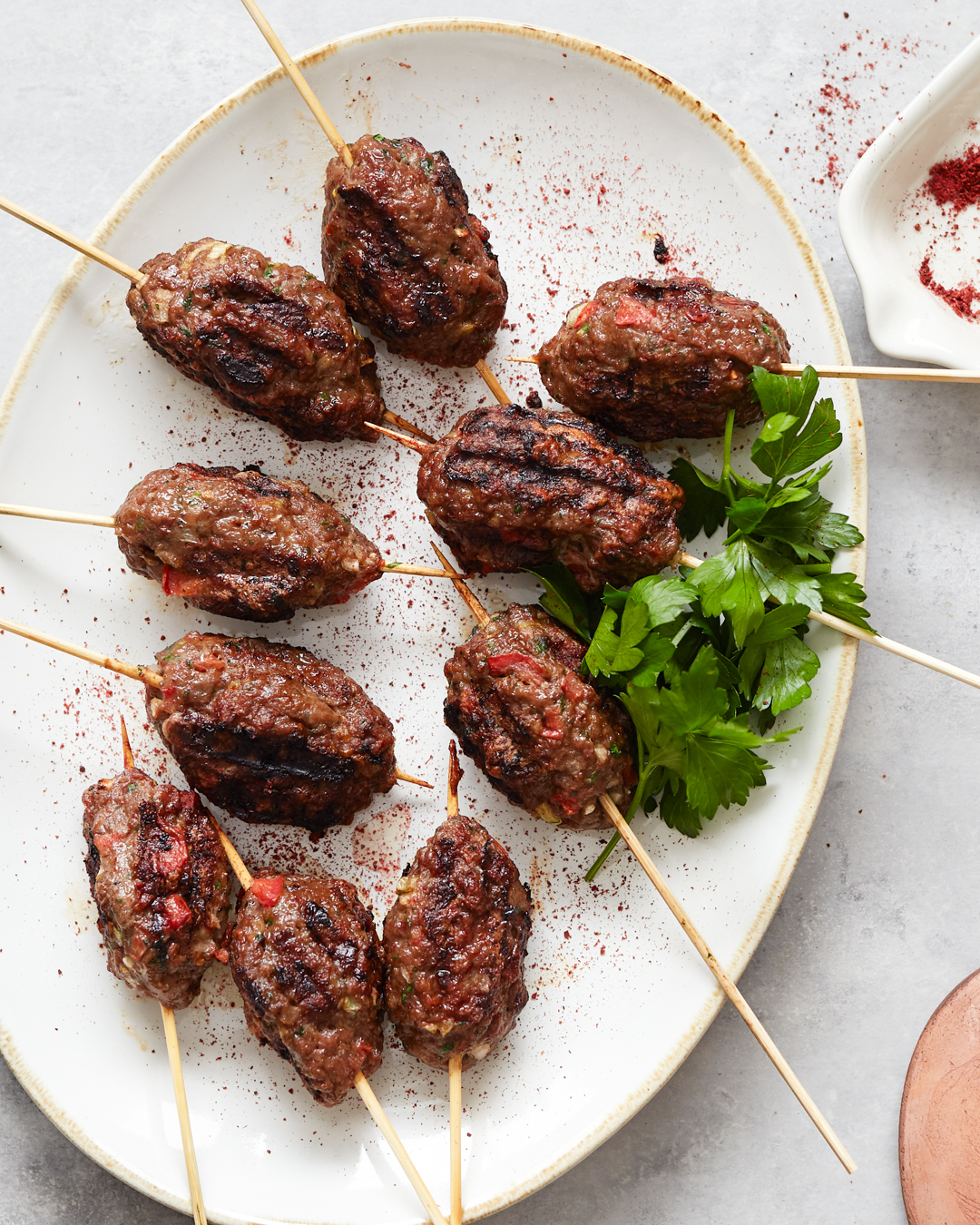 Whole30 Grilled Kefta Kebab Primal Gourmet Paleo Easy Grill Recipe