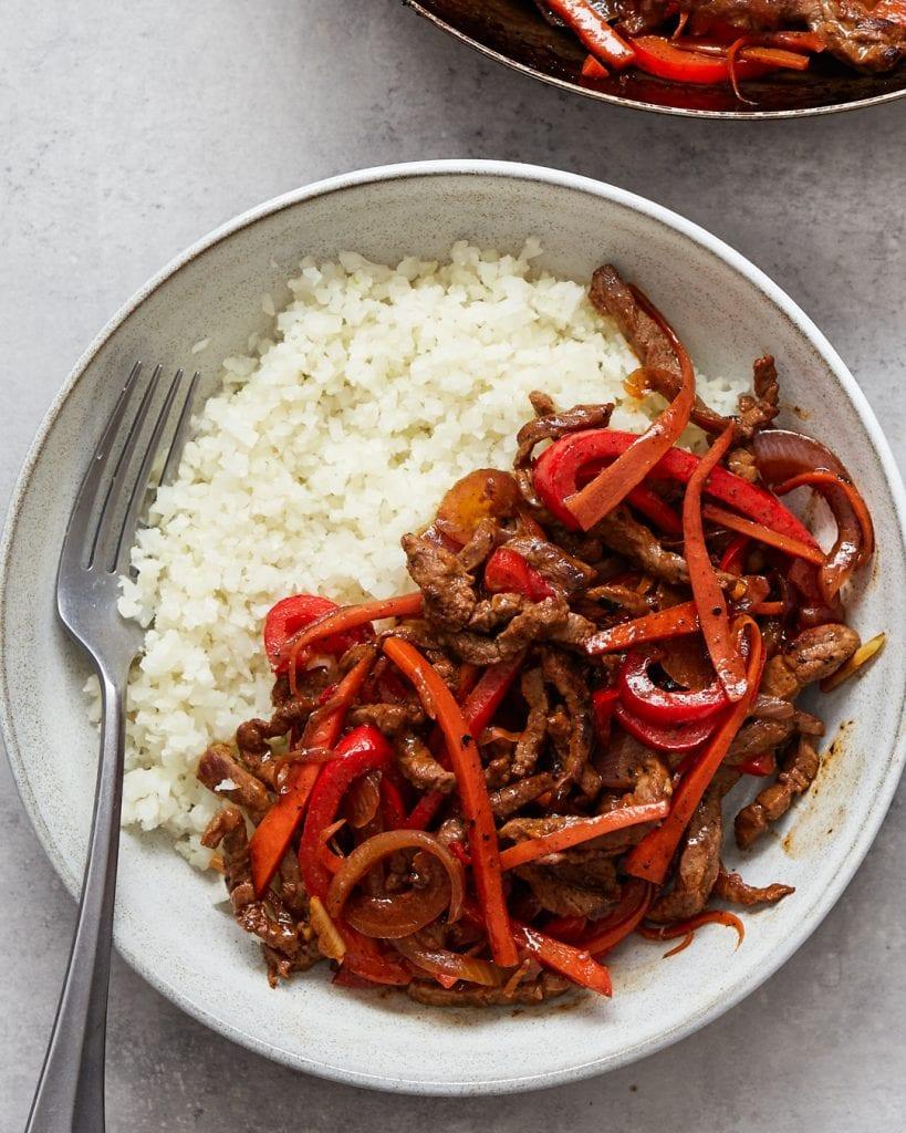 Spicy Beef Stir Fry Paleo Primal Gourmet Whole30 Easy Recipe