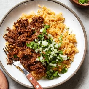 Whole30 Beef Barbacoa Paleo Primal Gourmet Easy Mexican Quarantine Recipe