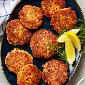 Easy Whole30 Tuna Cakes Paleo Primal Gourmet Easy Pantry Recipe
