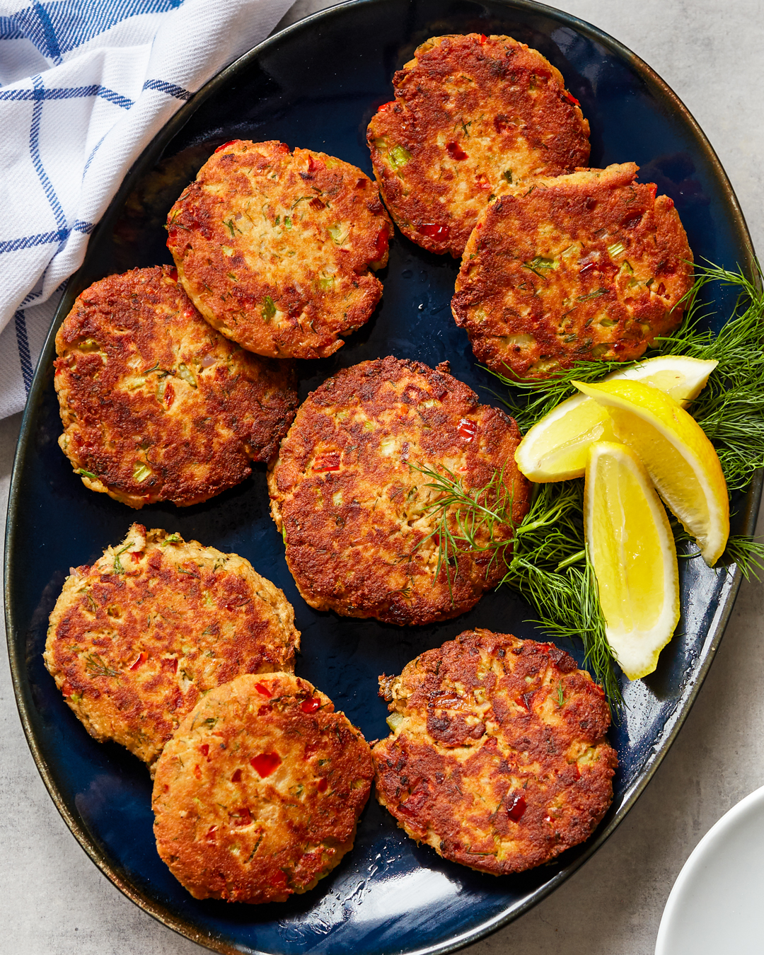 Easy Whole30 Tuna Cakes – Paleo