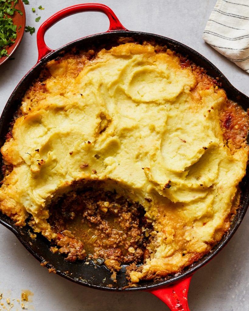 Whole30 Shepherd's Pie Paleo Primal Gourmet Gluten Free Easy Casserole Recipe
