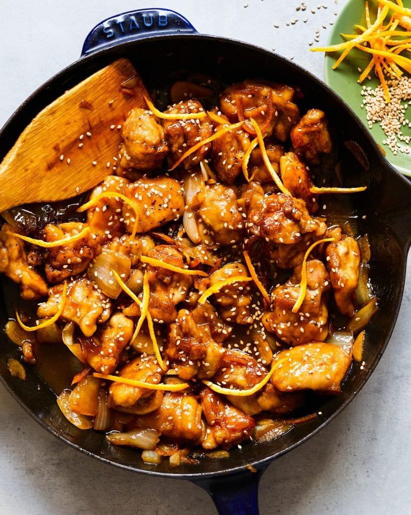 Paleo Orange Chicken Primal Gourmet Easy Delicious Whole30 Recipes