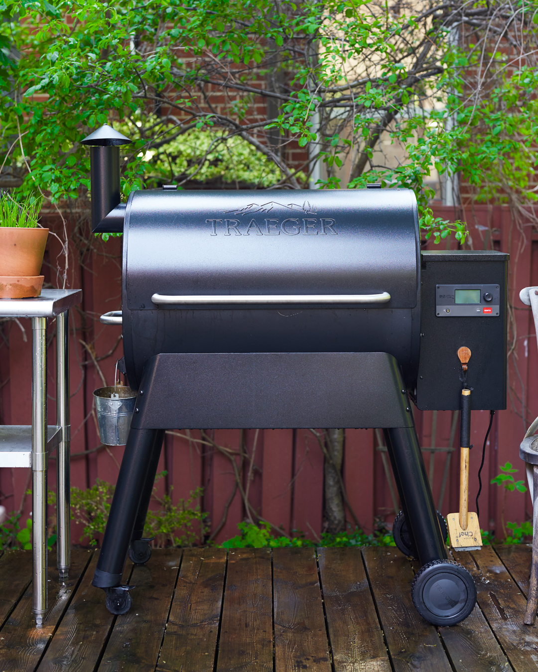 This Traeger Grills Black Friday Sale Won't Last Long