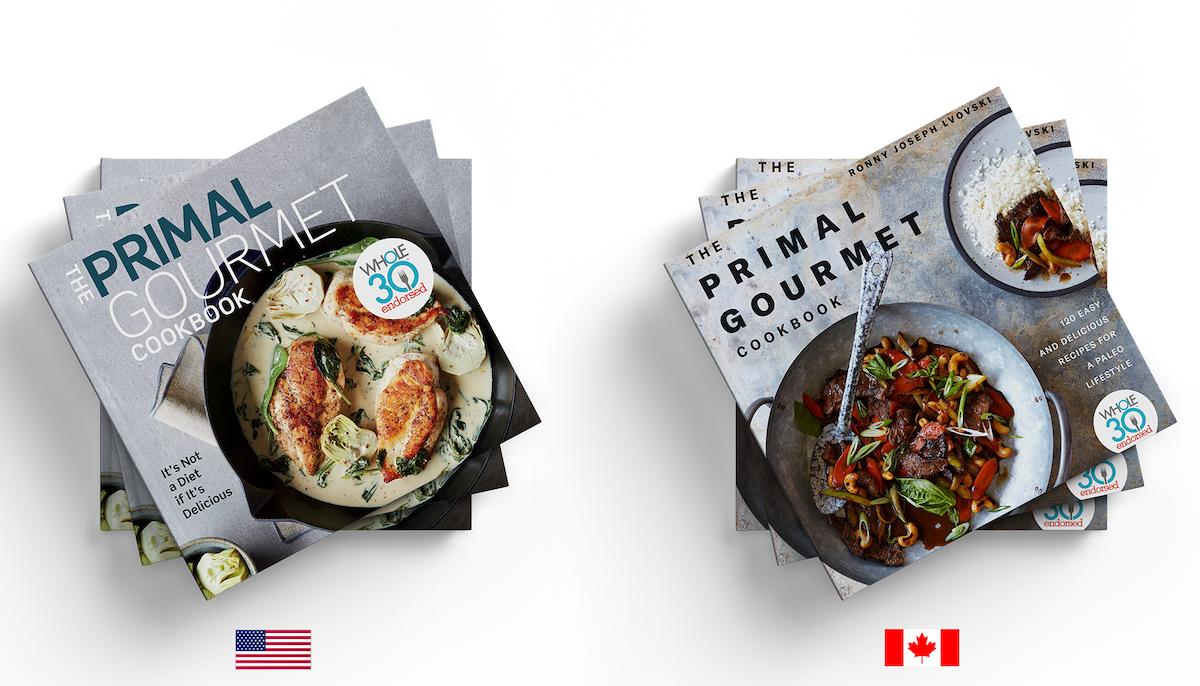 Primal Gourmet Cook Book