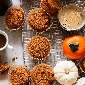 Paleo Pumpkin Muffins Gluten-Free Primal Gourmet