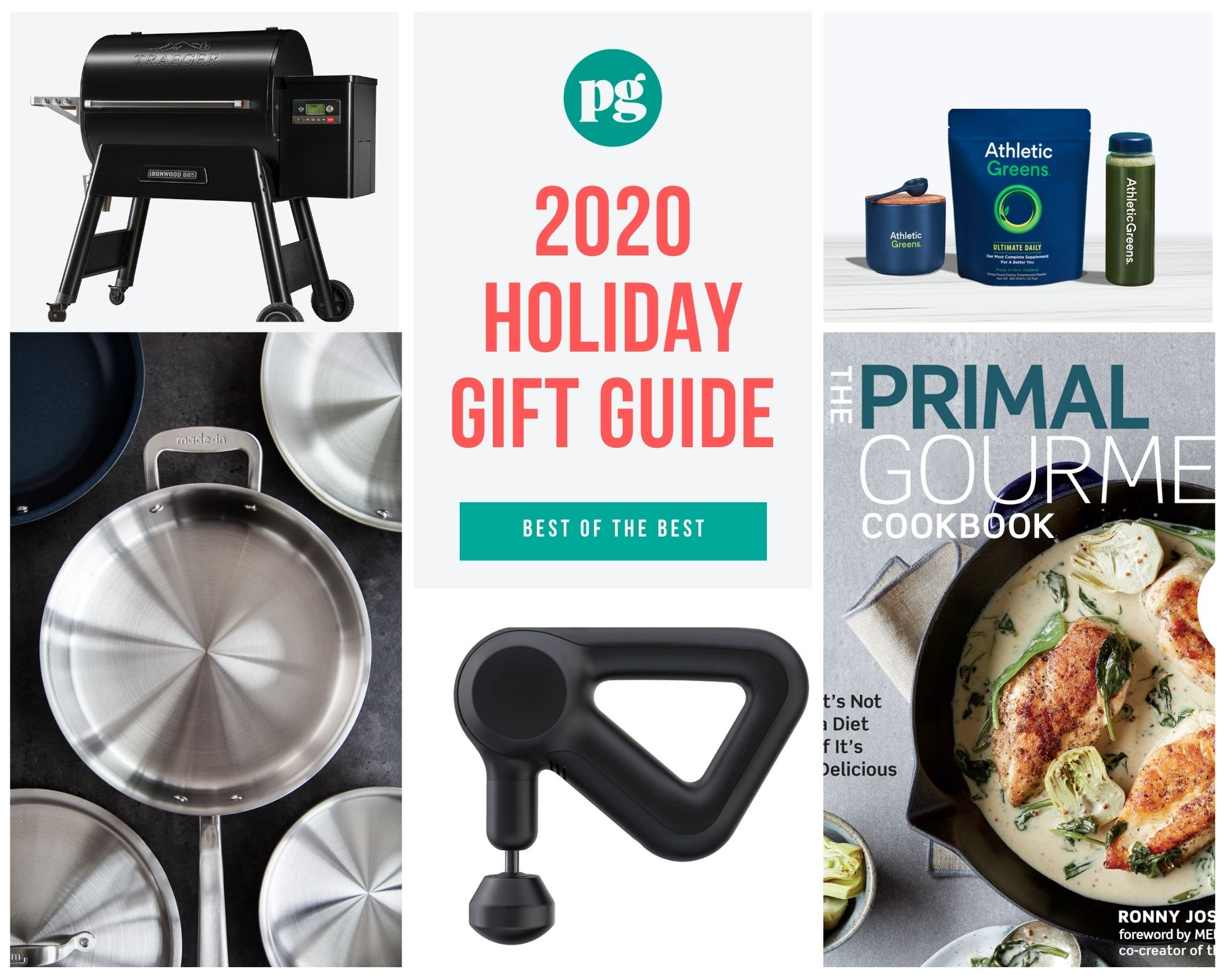 2020 Holiday Gift Guide for Food Lovers Primal Gourmet