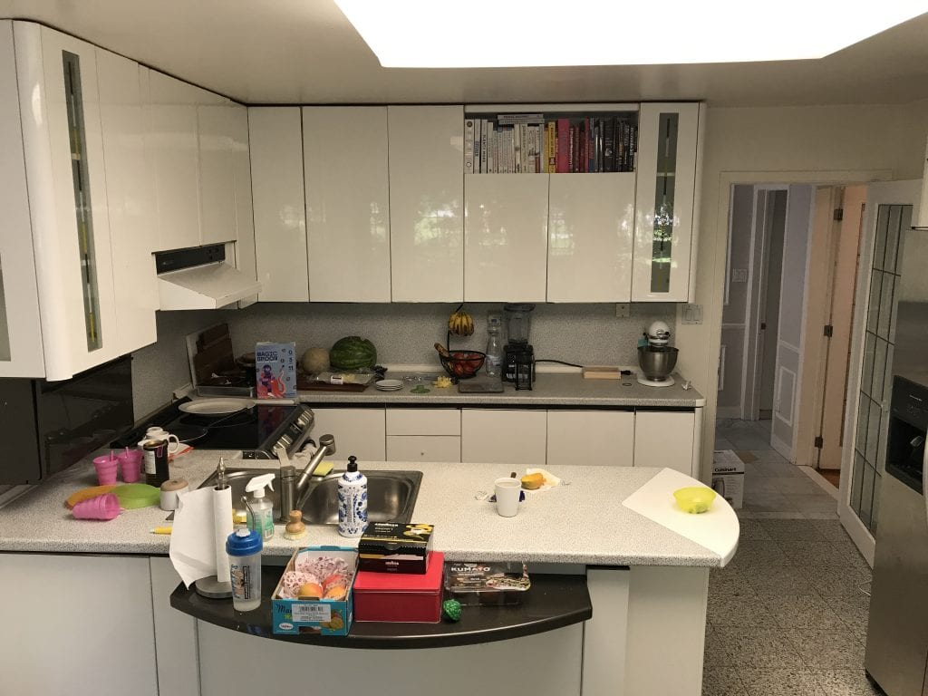 Kitchen Before Renovation Primal Gourmet