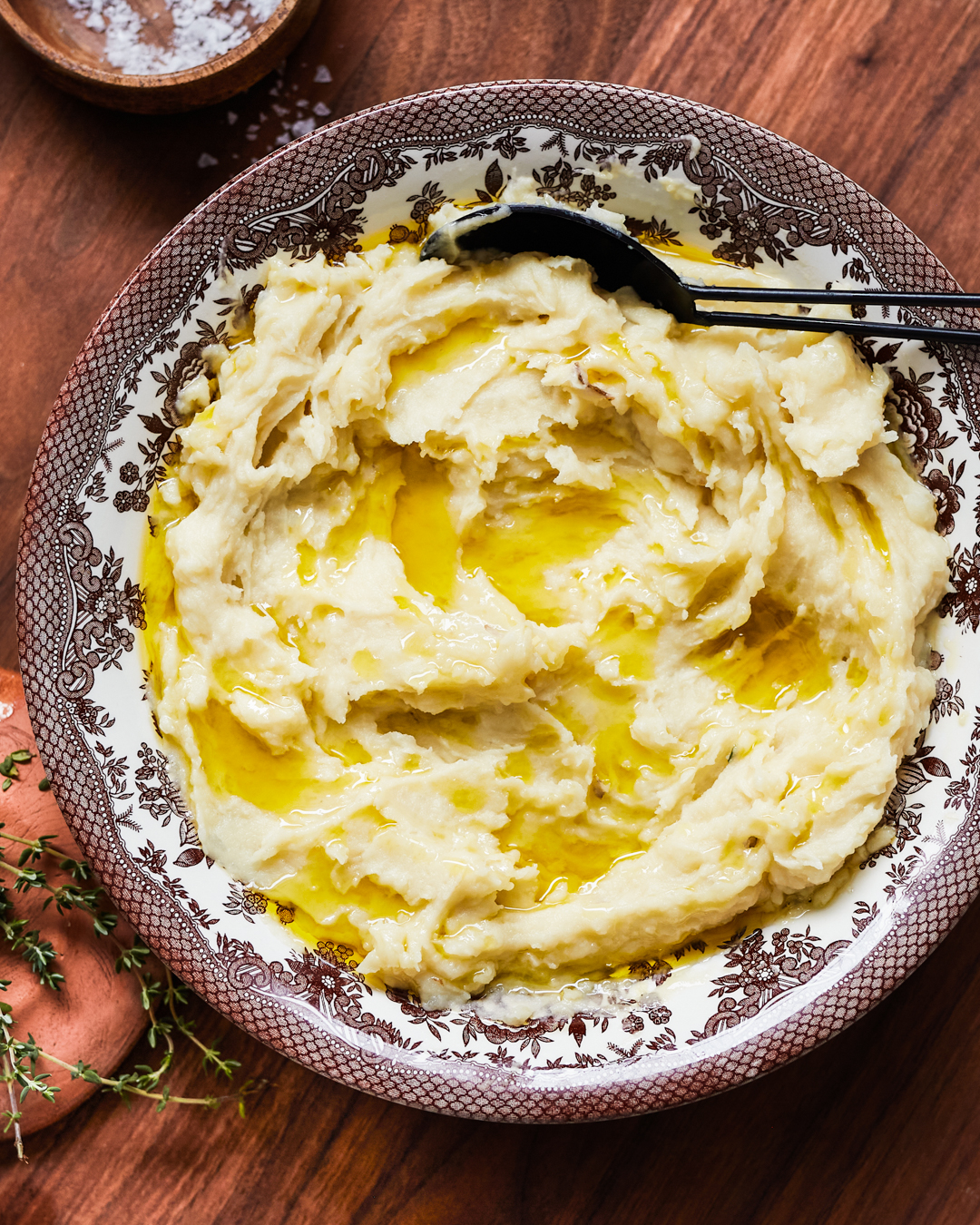 Creamy Dairy-Free Mashed Potatoes