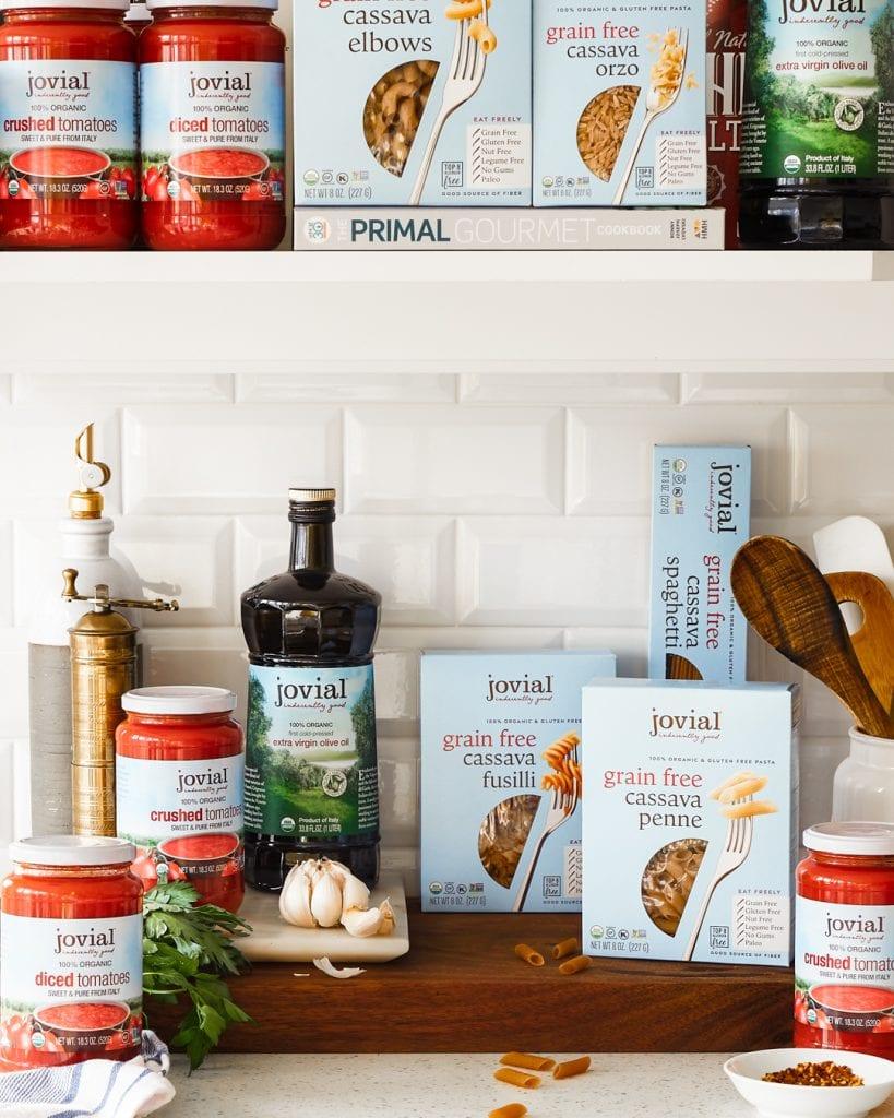 Jovial Foods Primal Gourmet Giveaway 2021