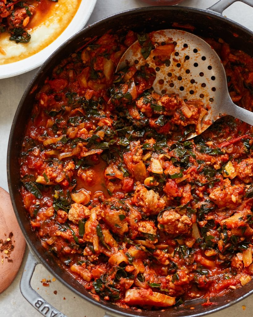 Sausage Fennel Kale Ragù Easy Whole30 Paleo Recipe Primal Gourmet