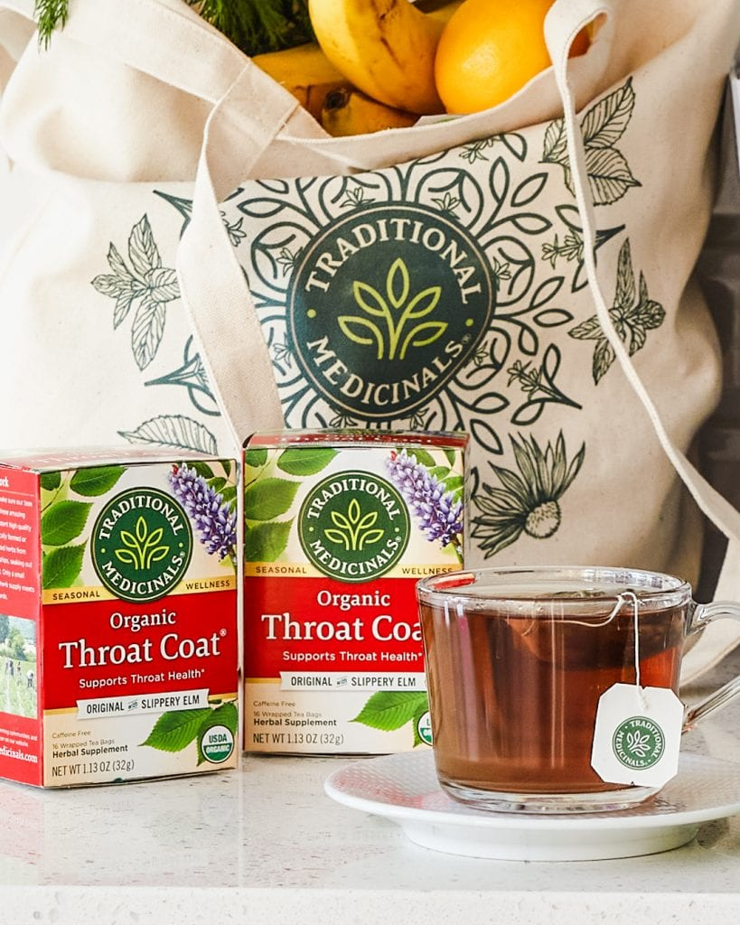 Giveaway Traditional Medicinals 2021 Primal Gourmet Contest