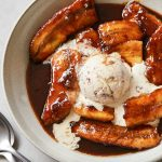 Dairy-Free Bananas Foster Paleo Primal Gourmet Easy New Orleans Dessert