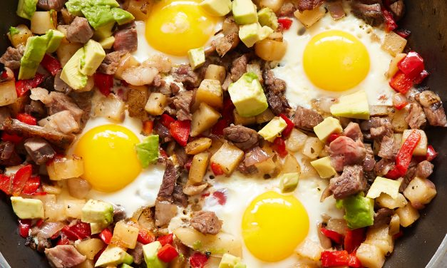 Roast Beef Hash – Whole30, Paleoish