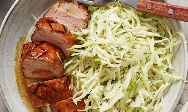 Citrus Glazed Pork Tenderloin – Whole30, Paleo