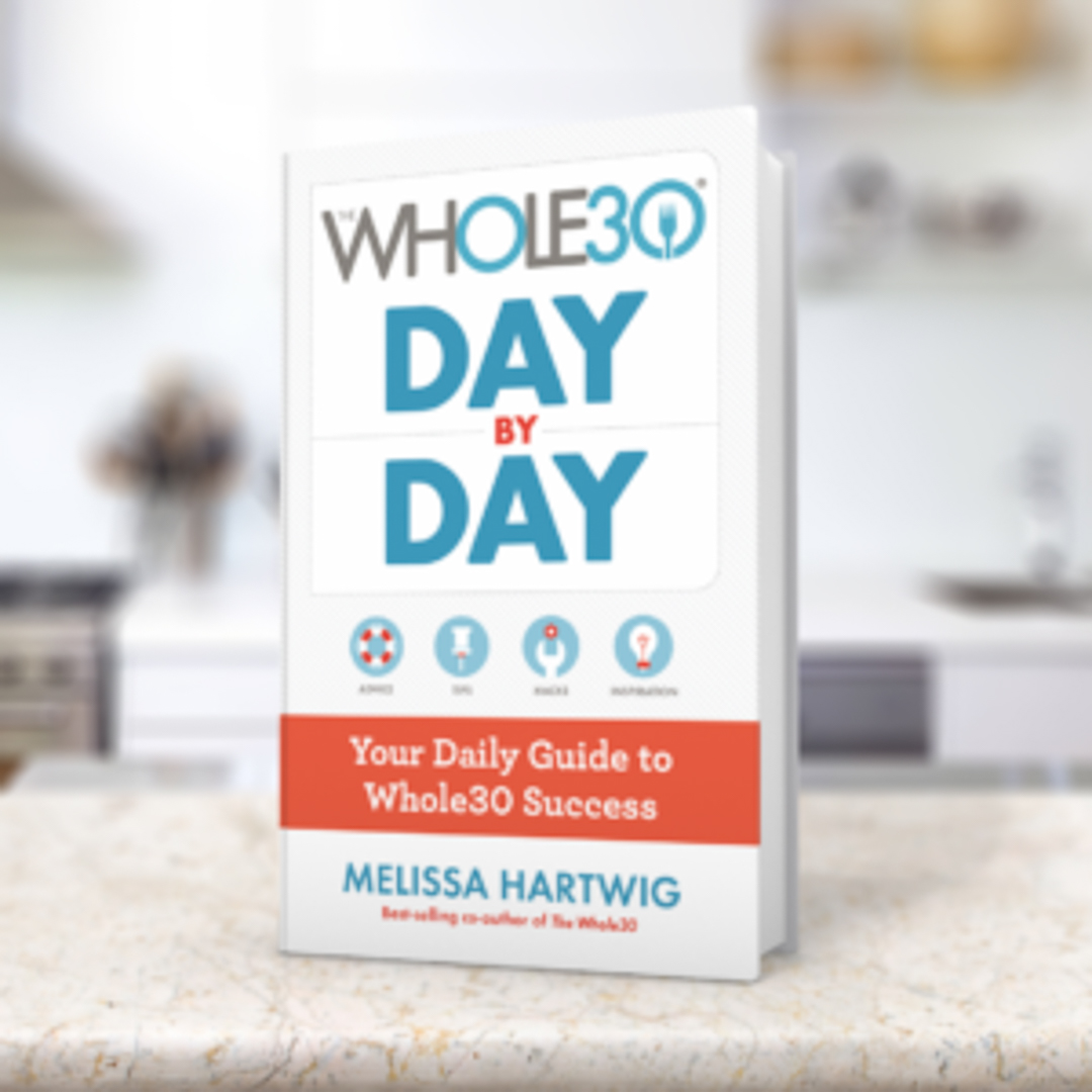 Giveaway Whole30 Fast and Easy and Whole30 Day by Day