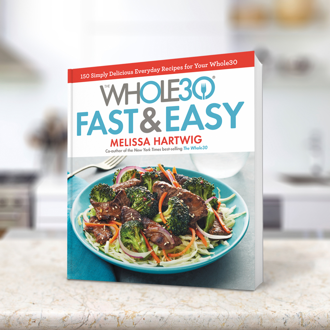Giveaway Whole30 Fast and Easy and Day by Day