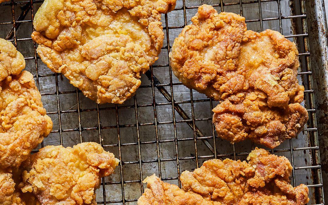 Dill Pickle Fried Chicken – Gluten-Free, Paleo