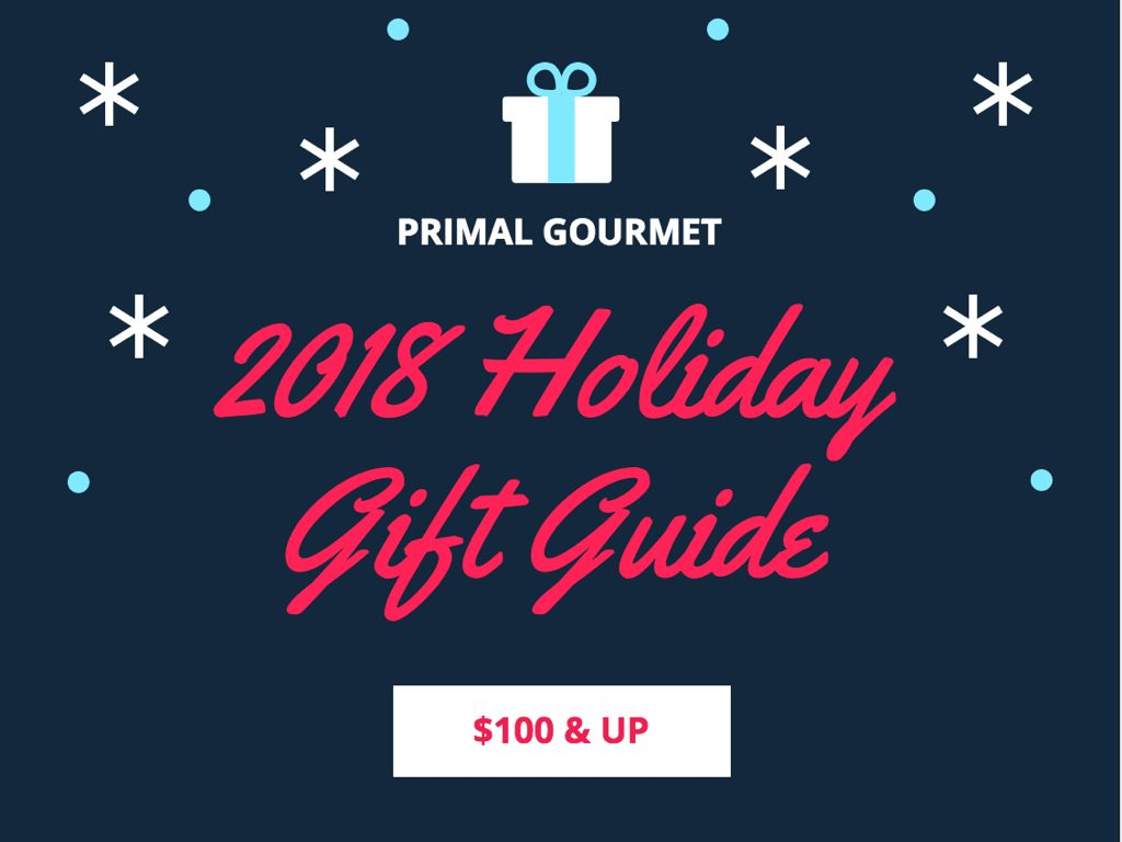 Holiday Gift Guide 2018 Whole30 Paleo Primal Gourmet