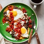 Easy Huevos Rancheros Recipe Primal Gourmet Pantry Friendly Authentic Mexican Breakfast