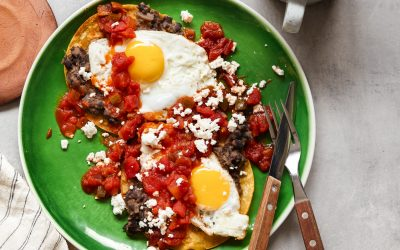 Easy Huevos Rancheros Recipe – Gluten-Free