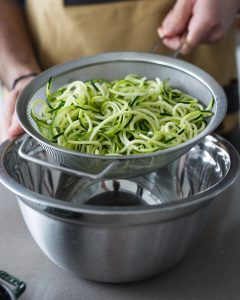 How to Make Perfect Zucchini Noodles Primal Gourmet Whole30 Paleo Easy