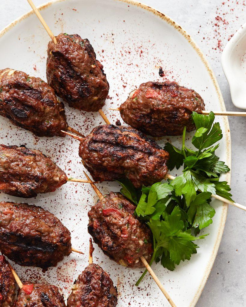 Whole30 Grilled Kefta Kebab Primal Gourmet Paleo Easy Grill Recipe