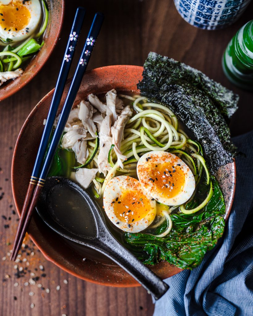 Whole30 Ramen Paleo Primal Gourmet Easy Recipes