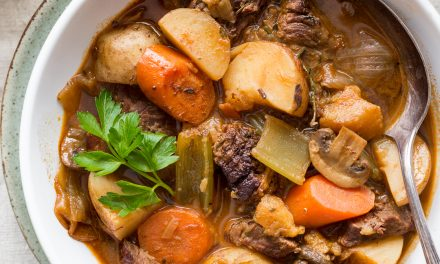 Whole30 Beef Stew