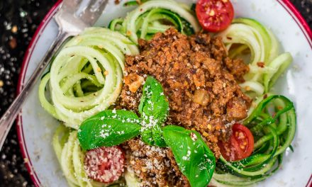 Whole30 Ragu Bolognese