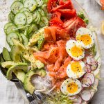 Whole30 Everything-But-the-Bagel Salad Paleo Primal Gourmet Healthy Easy Lunch Idea