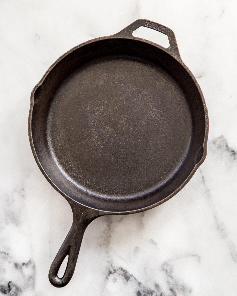 How to Season Cast-Iron Skillet Easy Primal Gourmet Whole30