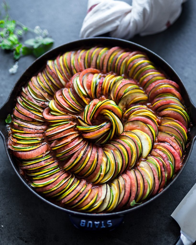 Ratatouille Paleo Whole30 Primal Gourmet Healthy Vegan Recipe Easy