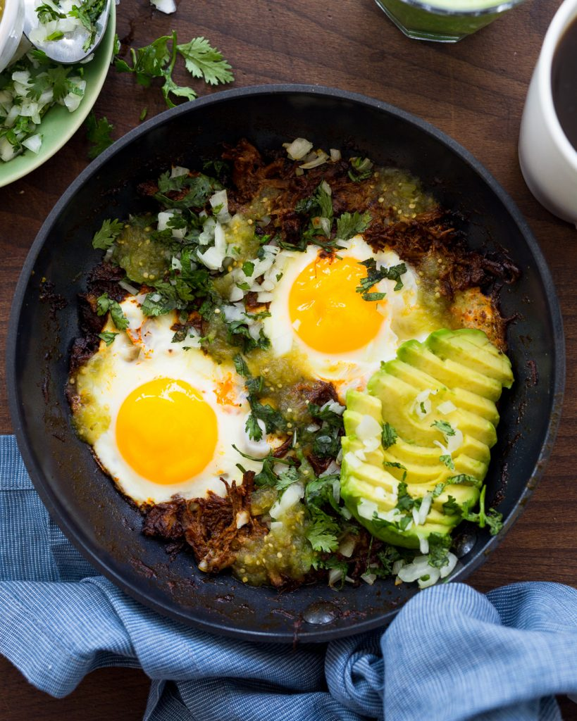 Whole30 Barbacoa Eggs Skillet Breakfast Idea Paleo Primal Gourmet