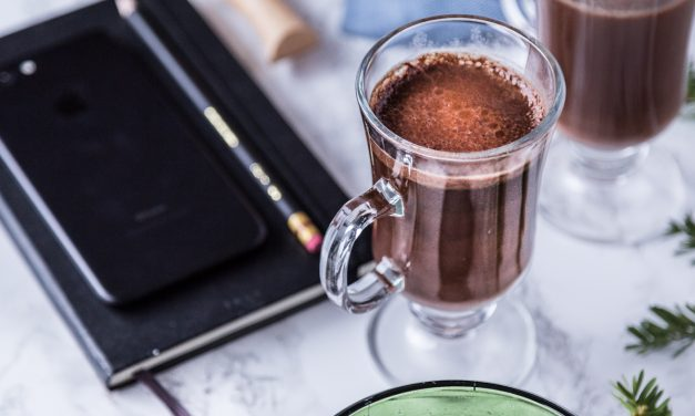 Cozy Paleo Hot Cacao