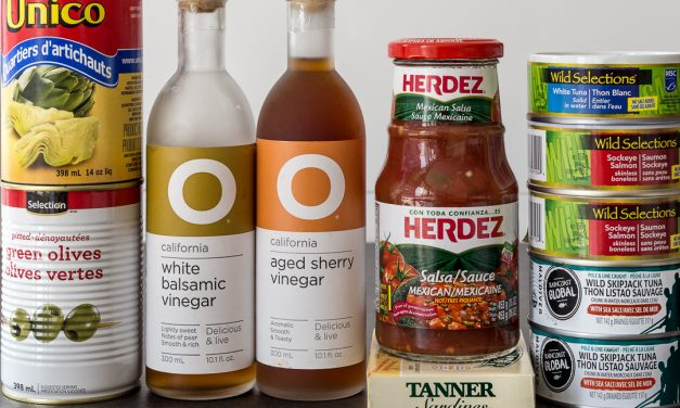 Fridge and Pantry Stocking Guide